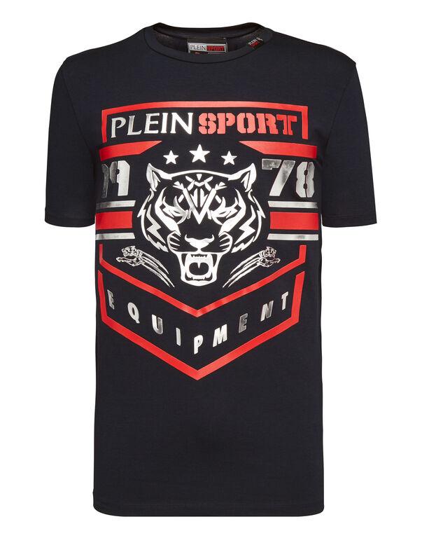 "T-shirt Round Neck SS ""Big logo"""