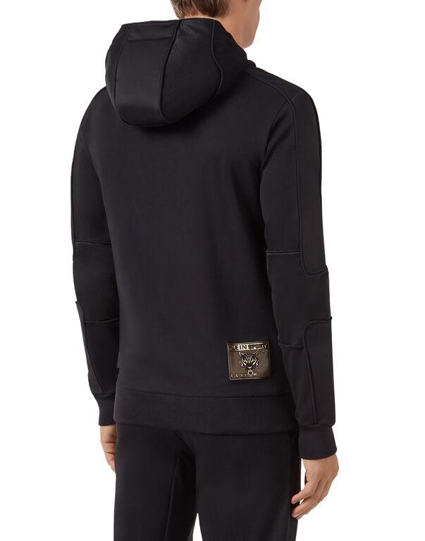 Hoodie sweatshirt Logos