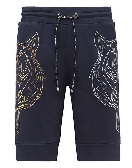 Jogging Shorts Gold Night - P
