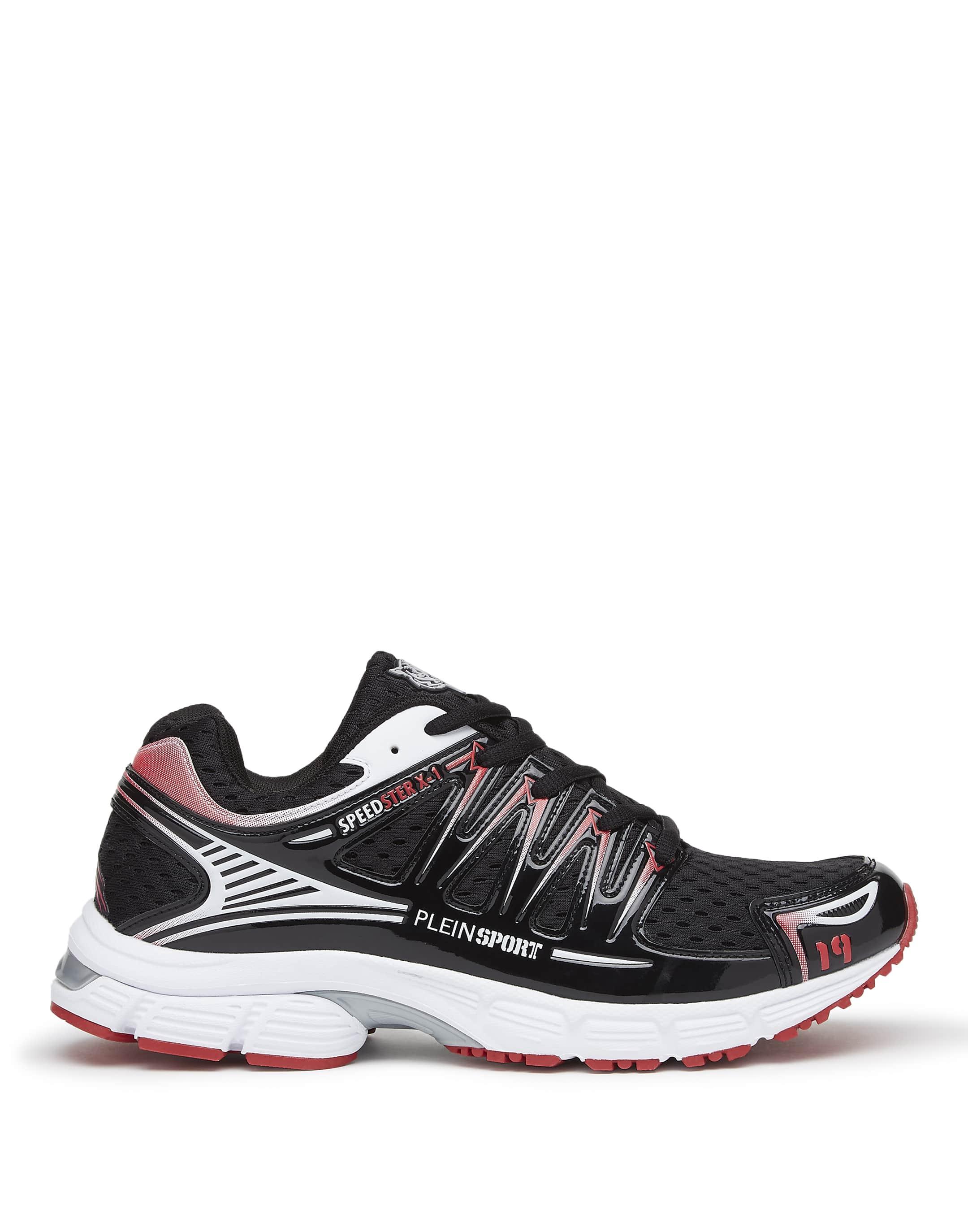 Manuel Runner sneakers - Black Plein Sport TY7S11j